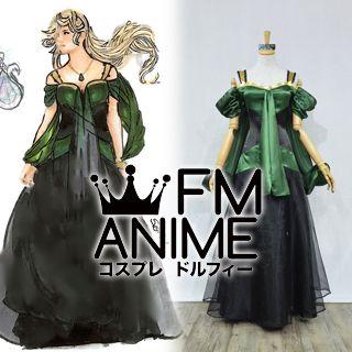 Marvel Sigyn Dress Cosplay Costume