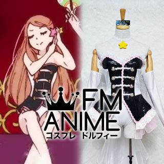 Mawaru Penguindrum Himari Takakura Triple H Idol Cosplay Costume