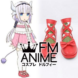 Miss Kobayashi's Dragon Maid Kanna Kamui Cosplay Shoes