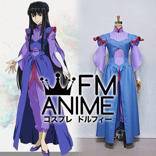 Mobile Suit Gundam 00 Marina Ismail Cosplay Costume