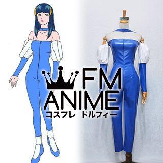 Mobile Suit Gundam SEED Aisha Cosplay Costume