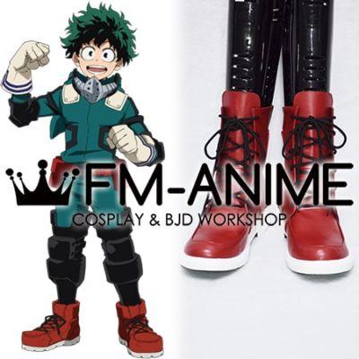 My Hero Academia Izuku Midoriya Cosplay Shoes Boots
