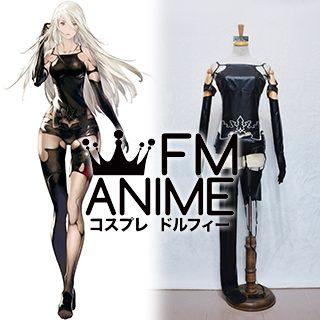Nier: Automata A2 YoRHa Type A No.2 Cosplay Costume