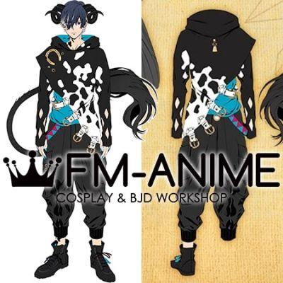 Obey Me! Belphegor Demon Form Cosplay Costume