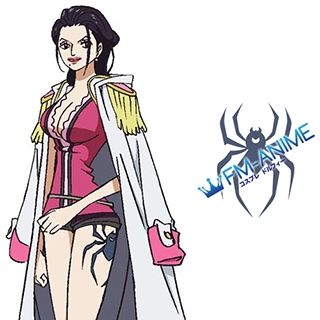 One Piece Gion Spider Cosplay Tattoo Stickers
