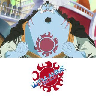 One Piece Sun Pirates Cosplay Tattoo Stickers
