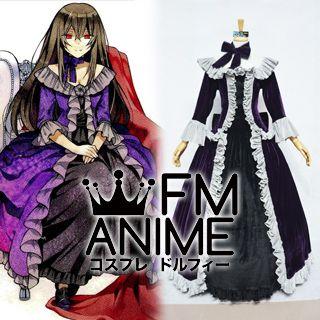 Pandora Hearts Lacie Baskerville Cosplay Costume
