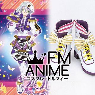PriPara Shikyoin Hibiki Episode 73 Military Look Cosplay Shoes Boots