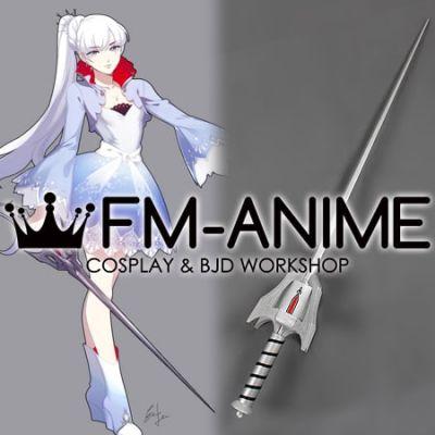 RWBY Weiss Schnee MADR Myrtenaster Sword Cosplay Weapon