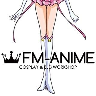 Sailor Moon Eternal Sailor Chibi Moon (Chibiusa Tsukino) Cosplay Shoes Boots