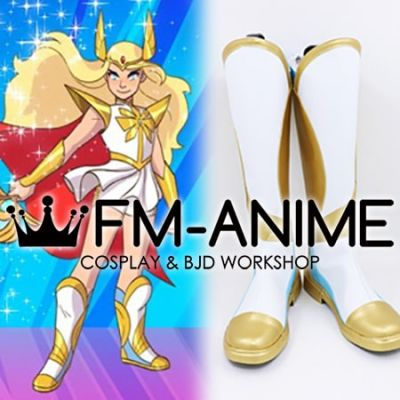She-Ra and the Princesses of Power She-Ra Cosplay Shoes Boots