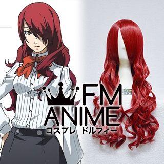 Shin Megami Tensei: Persona 3 Mitsuru Kirijo Cosplay Wig