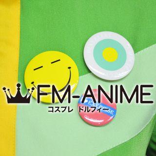 Shin Megami Tensei: Persona 4 Chie Satonaka Pin Badge Cosplay