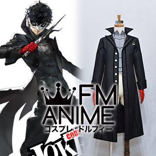 Shin Megami Tensei: Persona 5 Protagonist Akira Kurusu Phantom Thief Cosplay Costume