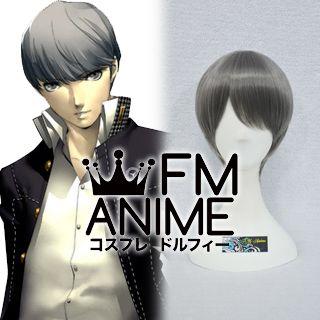 Shin Megami Tensei: Persona 4 Yu Narukami Cosplay Wig