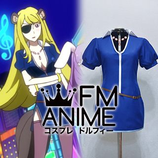 Show by Rock!! Angelica Cosplay Costume
