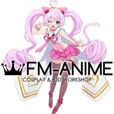 Show By Rock!! Rosia Cosplay Costume