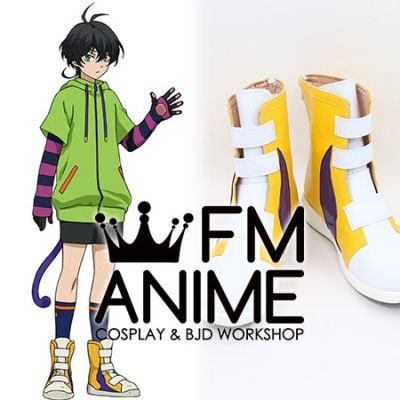 SK8 the Infinity Miya Chinen Cosplay Shoes Boots