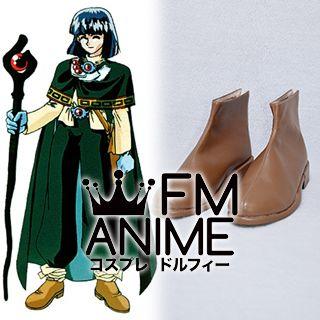 Slayers Xellos Metallium Cosplay Shoes Boots