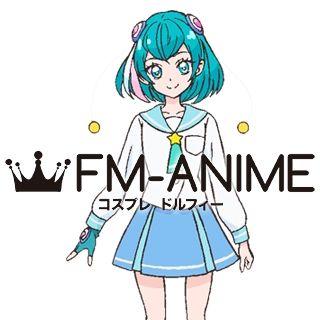 Star☆Twinkle Pretty Cure Hagoromo Lala Uniform Cosplay Costume