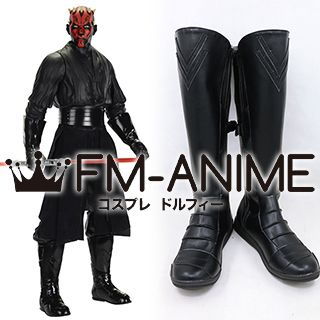 Star Wars Darth Maul Cosplay Shoes Boots