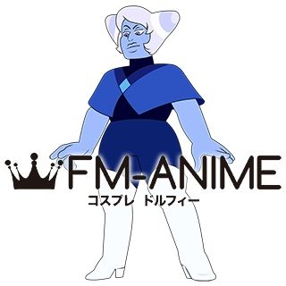 Steven Universe Holly Blue Agate Cosplay Costume
