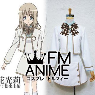 Strawberry Panic Hikari Konohana Female Uniform Cosplay Costume