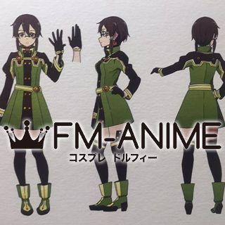 Sword Art Online The Movie: Ordinal Scale Sinon Shino Asada Cosplay Costume