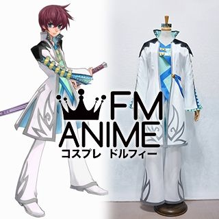Tales of Graces (series) Asbel Lhant Cosplay Costume