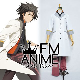 Tales of Xillia 2 (series) Jude Mathis Cosplay Costume