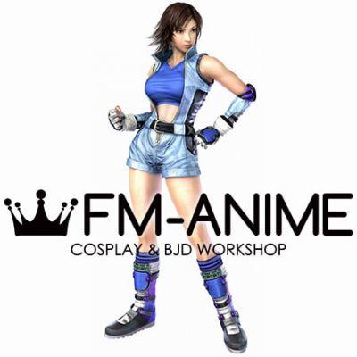Tekken 5 Asuka Kazama Cosplay Costume