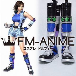 Tekken 5 Asuka Kazama Cosplay Shoes Boots
