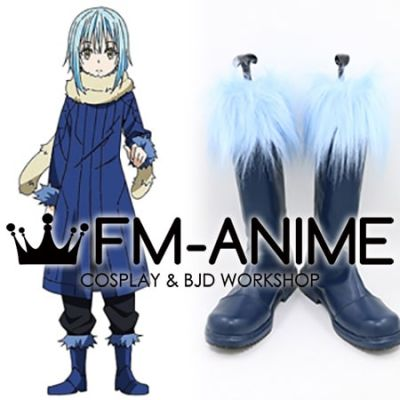 That Time I Got Reincarnated as a Slime Rimuru Tempest Cosplay Shoes Boots