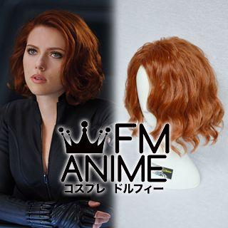 The Avengers (2012 film) Natasha Romanoff / Black Widow Cosplay Wig
