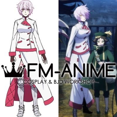 The Case Study of Vanitas Jeanne the Hellfire Witch Cosplay Costume