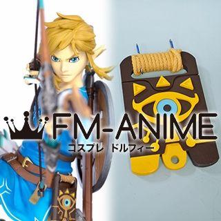 The Legend of Zelda: Breath of the Wild Link Sheikah Slate Cosplay Accessories Prop