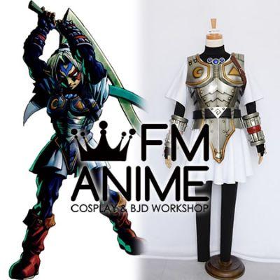 The Legend of Zelda Fierce Deity Link Cosplay Costume