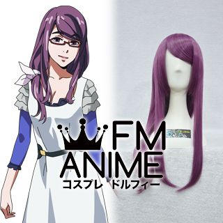 Tokyo Ghoul Rize Kamishiro Cosplay Wig