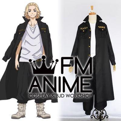 Tokyo Revengers Manjiro Sano Mikey President Cosplay Costume