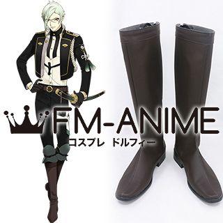 Touken Ranbu Hizamaru Cosplay Shoes Boots