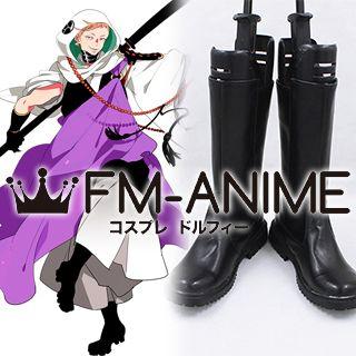 Touken Ranbu Iwatooshi Cosplay Shoes Boots