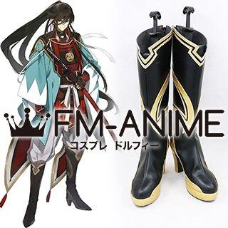 Touken Ranbu Izuminokami Kanesada Kiwame Cosplay Shoes Boots
