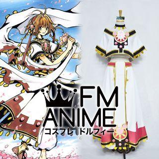 [Display] Tsubasa: Reservoir Chronicle Sakura the Kingdom of Clow Cosplay Costume