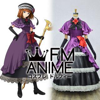 Umineko no Naku Koro ni Eva Beatrice Cosplay Costume