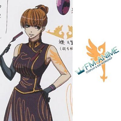 Umineko no Naku Koro ni Eva Ushiromiya Cosplay Tattoo Stickers