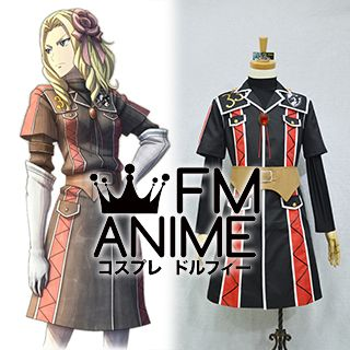 Valkyria Chronicles 3 Margit Ravelli Cosplay Costume