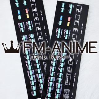 [Display] Vocaloid Hatsune Miku Cosplay Board Stickers