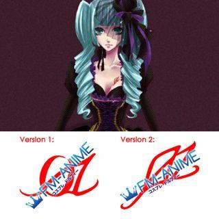 Vocaloid Hatsune Miku Sandplay Singing of the Dragon Cosplay Tattoo Stickers