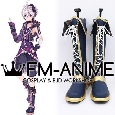 Vocaloid v4 Flower Cosplay Shoes Boots