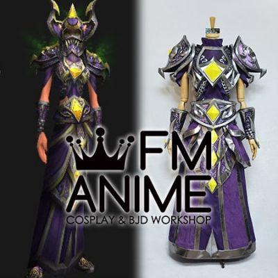 World of Warcraft Blood Mage Regalia (Lookalike) Cosplay Costume